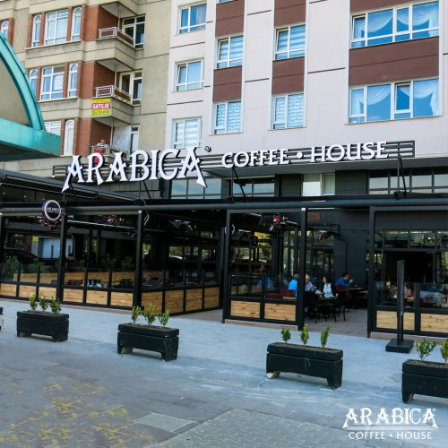 Arabica Coffee House Kurtuluş arabica coffee house