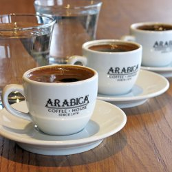 arabica coffee house Geleneksel
